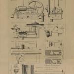 Piccolo motore a benzina di Enrico Bernardi presentato all'Esposizione Nazionale del 1884 a Torino